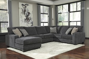 Spruce 3 Pc Sectional
