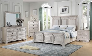 Alora 7 Pc Bedroom Set