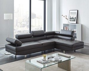 Blanche 2 Pc Sectional