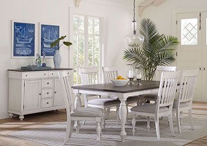 Forrester 7 Pc Dining Set